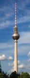 Berlin Fernsehkontrollturm Lizenzfreie Stockfotos