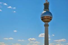 Berlin Fernsehturm Lizenzfreies Stockfoto