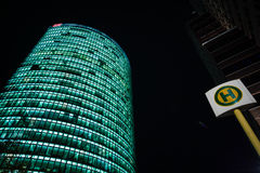 berlin Festival von Lichtern 2014 Stockbild