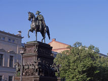 Berlin Frederick the Great Royalty Free Stock Photo