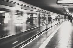 Berlin Friedrichstraße railway station, German Stock Photography
