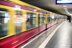 Berlin Friedrichstraße railway station, German Stock Photos
