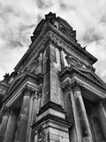 Berlin gamla arkitektur Royaltyfria Bilder