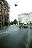 berlin gata Arkivfoto