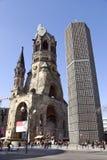 Berlin gedaechtniskirche Stock Photo