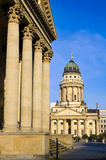 Berlin gendarmenmarkt Royalty Free Stock Photos