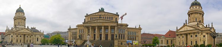 Berlin Gendarmenmarkt Royalty Free Stock Image