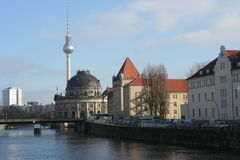 Berlin in Germany Stock Images