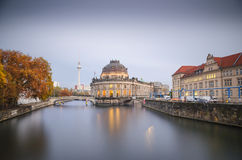 berlin germany Royaltyfria Bilder