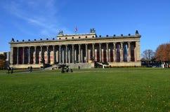 Berlin, Germany - Altes Museum Old Museum. Berlin, Germany - the Altes Museum Old Museum royalty free stock image