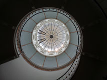 2014 Berlin Germany ancient dome view Stock Photo
