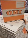 Obi logo Royalty Free Stock Photos