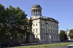 Berlin,Germany-august 27:Historic Building from Berlin in Germany Stock Photo