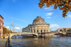 Museum island - Berlin - Germany Stock Photography