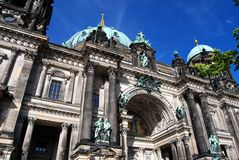 Berlin, Germany:  Berliner Dom Cathedral Stock Images
