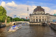 Bode Museum Berlin Germany Stock Image