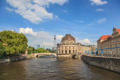 Bode Museum - Berlin - Germany Stock Photography