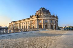 Museum island - Berlin - Germany Royalty Free Stock Image