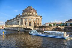 Museum island - Berlin - Germany Royalty Free Stock Photos