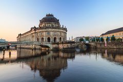 Bode Museum - Berlin - Germany Royalty Free Stock Photos