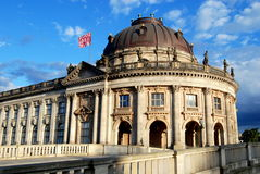 Berlin, Germany: Bodemuseum Stock Photography