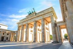 Brandenburg Gate - Berlin - Germany Stock Photos