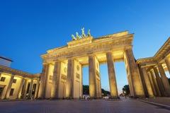 Brandenburg Gate - Berlin - Germany. Berlin Brandenburg Gate at Germany royalty free stock image