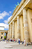 Berlin, Germany - Brandenburg Gate Stock Photography