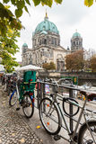 Berlin, Germany - Cathedral - Berliner Dom Stock Photos