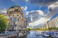 Berlin Cathedral - Germany Stock Photo