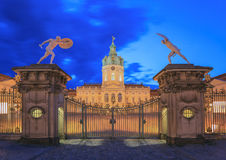 Charlottenburg palace - Berlin - Germany Royalty Free Stock Photography
