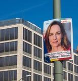 Hildegarde Bentele elected for the CDU Berlin in European Parlia. BERLIN, GERMANY - CIRCA JUNE 2019: Hildegarde Bentele elected for the CDU Berlin in European royalty free stock photos