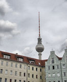 Berlin, Germany. City architectural detail in summer season Stock Photo
