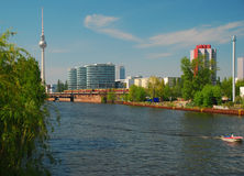 Free Berlin, Germany, City Centre And Spree River Royalty Free Stock Images - 24788029