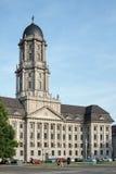 BERLIN GERMANY/EUROPE - SEPTEMBER 15: Altesen Stadthaus, ett f arkivbilder