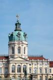 BERLIN GERMANY/EUROPE - SEPTEMBER 15: Charlottenburg slott in Royaltyfri Foto