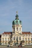 BERLIN GERMANY/EUROPE - SEPTEMBER 15: Charlottenburg slott in Royaltyfri Fotografi