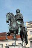 BERLIN GERMANY/EUROPE - SEPTEMBER 15: Staty av Frederic Get Arkivfoton