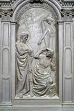 BERLIN, GERMANY/EUROPE - WRZESIEŃ 15: Szczegół katedra ja obraz royalty free
