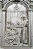 BERLIN, GERMANY/EUROPE - WRZESIEŃ 15: Szczegół katedra ja zdjęcia stock