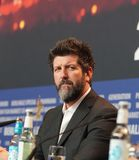 Actor John Conroy at Berlinale 2018 press conference Stock Photo