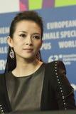 Ziyi Zhang Royalty Free Stock Images