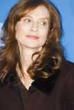 Isabelle Huppert Stock Images