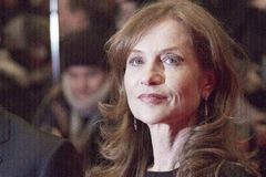 Isabelle Huppert Royalty Free Stock Image