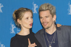 Julie Delpy, Ethan Hawke Stock Photo