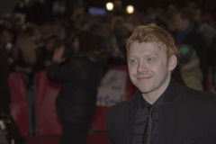 Rupert Grint Royalty Free Stock Photo