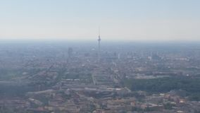 Berlin Germany Fernsehturm lizenzfreies stockfoto