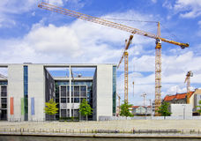 Berlin, Germany - Government District, Marie-Elisa Stock Images