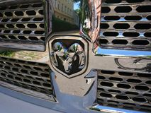 RAM 1500 Truck stock images