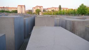 Historical sites of Europe, Holocaust Memorial in slow motion